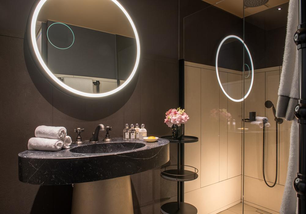 salle de bain suite superieure