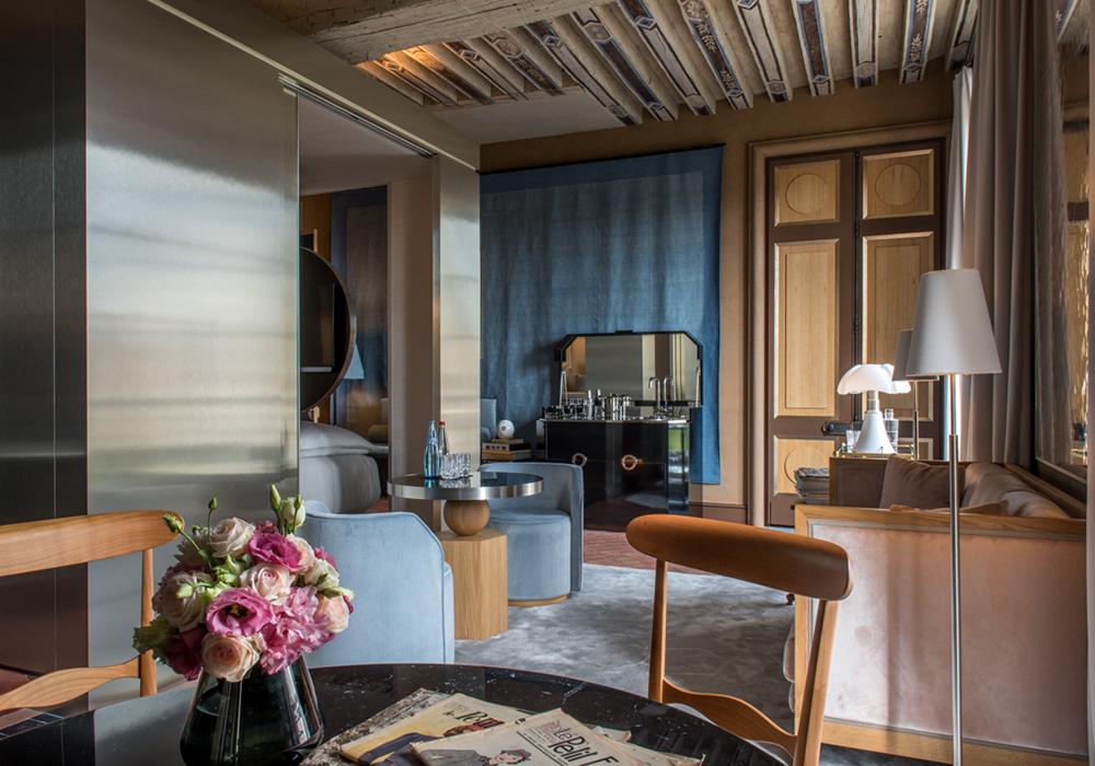 suite deluxe hotel place des vosges