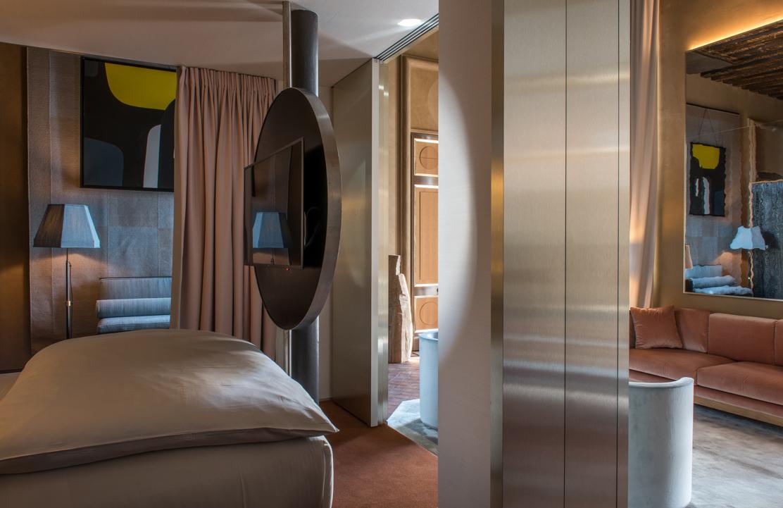 exemple chambre luxe hotel cour des vosges