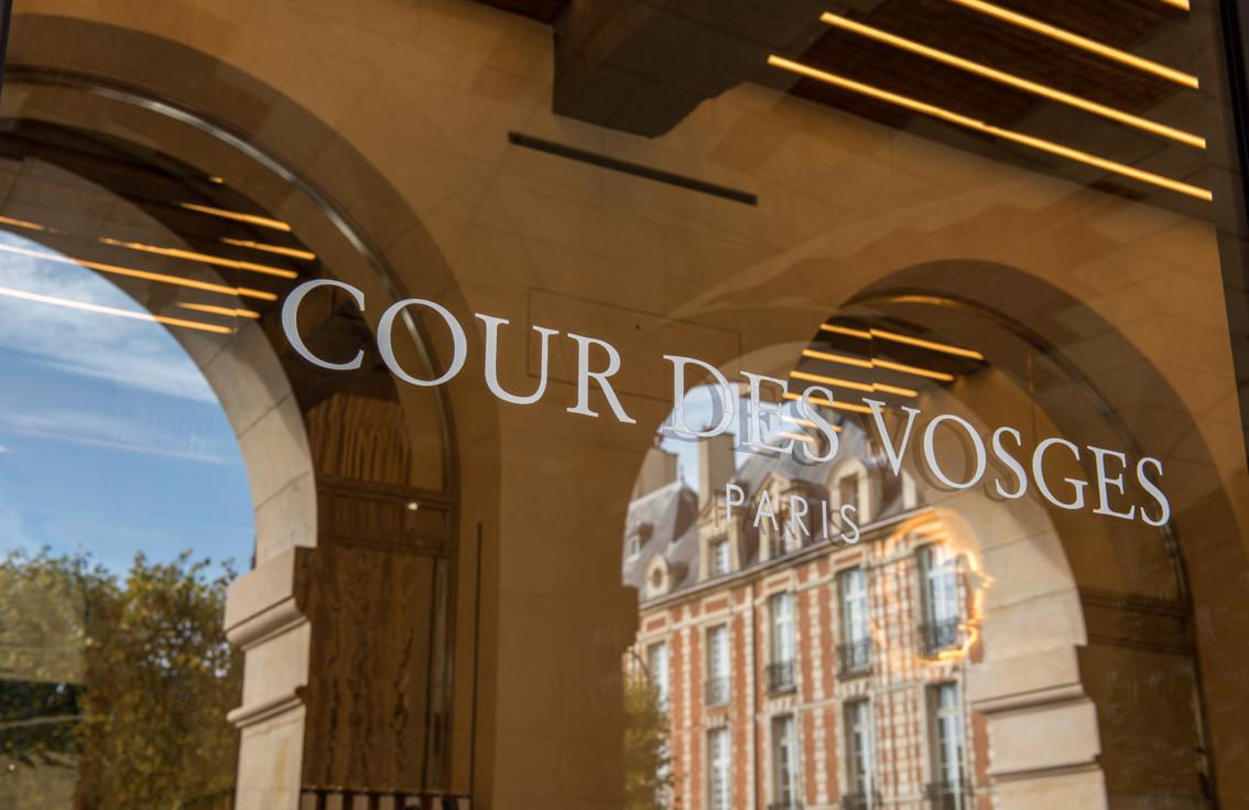 Hôtel Cour des Vosges