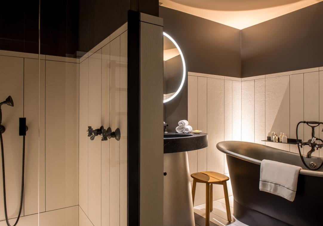 salle de bain chic et design suite deluxe