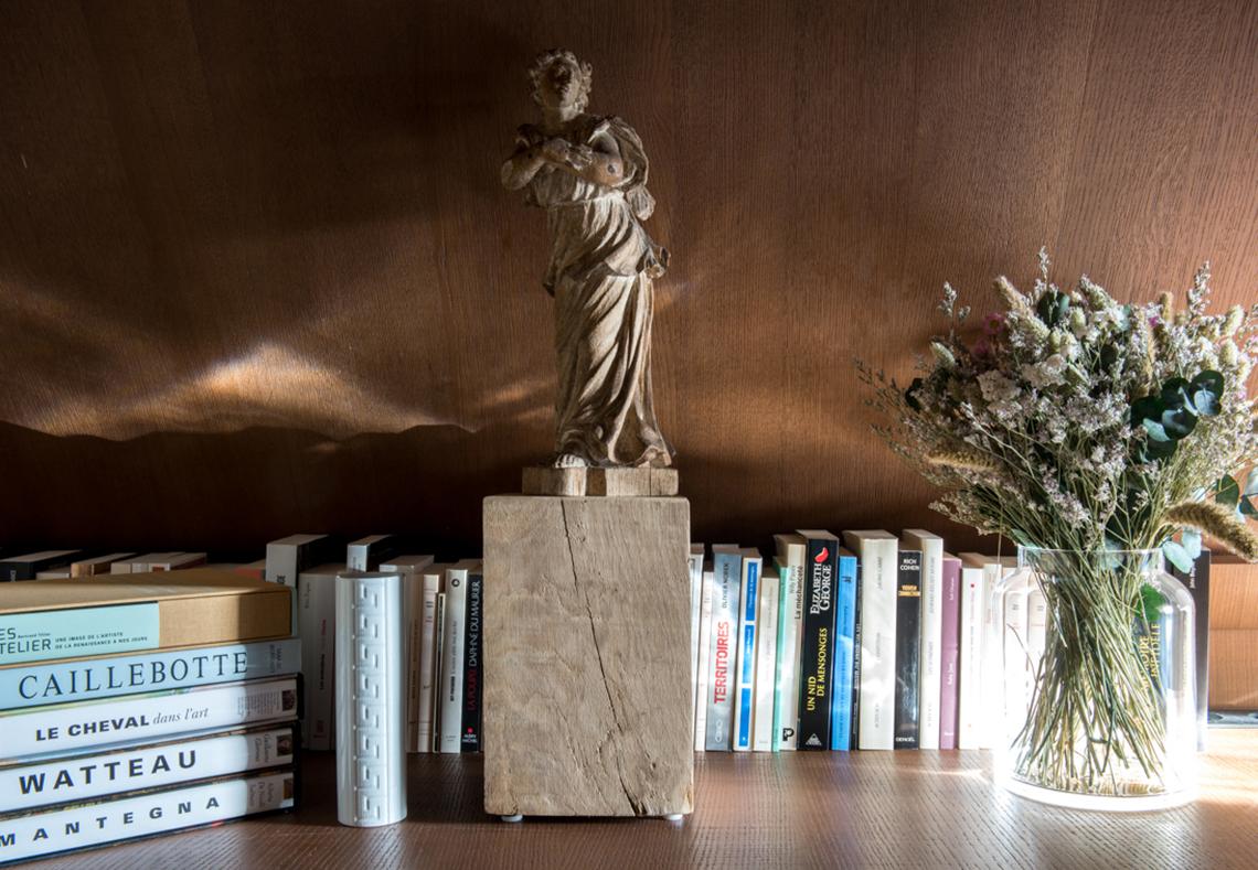 Chambre supérieure Hôtel Cour des Vosges
