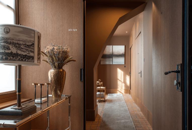 Bain romain, SPA Hotel de luxe Paris Marais